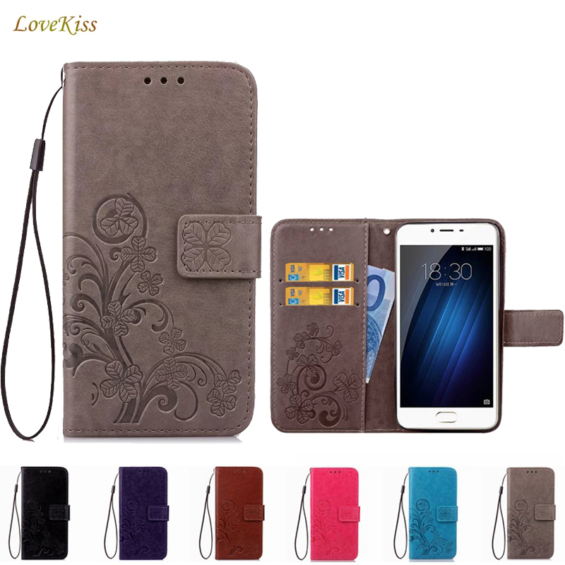 Leather Phone Case Wallet Cover For Meizu M3 Mini M3S M5 M5S Case M3 M5 M6 Note 8 V8 Pro M8 Lite Flip Stand Book Capa Back Cover