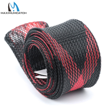 Maximumcatch Spinning Fishing Rod Sock 40mm*1630mm Mesh Glove Cover Large Size Jacket Sleeve Protector