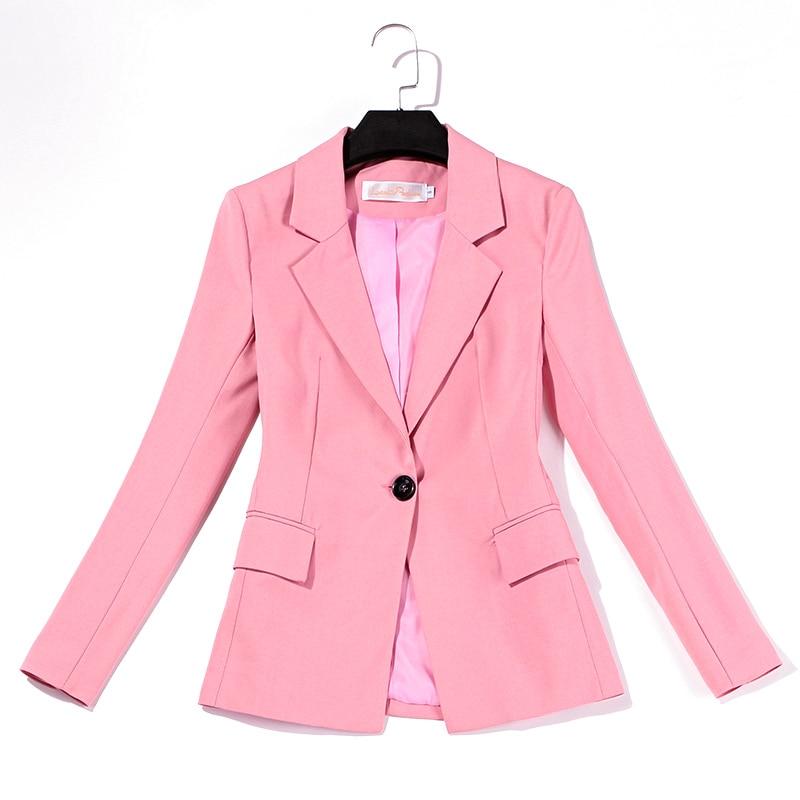 Suit suit female wide leg pants pink slim suit jacket wide leg trousers professional two-piece 2019 autumn new women's clothing