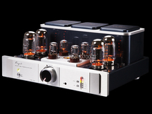 Cayin A-88TMK2 EL34 vacuum Tube amplifier EL34 KT88 6550EH x 4 class AB1 push-pull amplifier TR~UL switch BIAS ADJ. 35W*2 220V