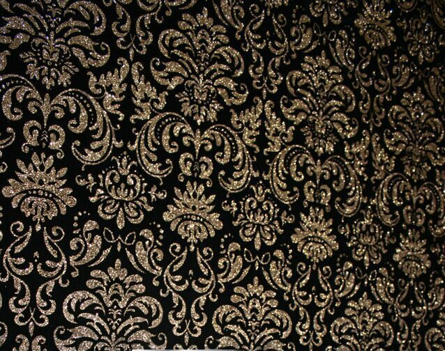 Beibehang 10 M2 Set The Hotel Bar KTV Entertainment Velvet Wallpaper Wall Covering European Store Decoration Materials In Wallpapers From Home