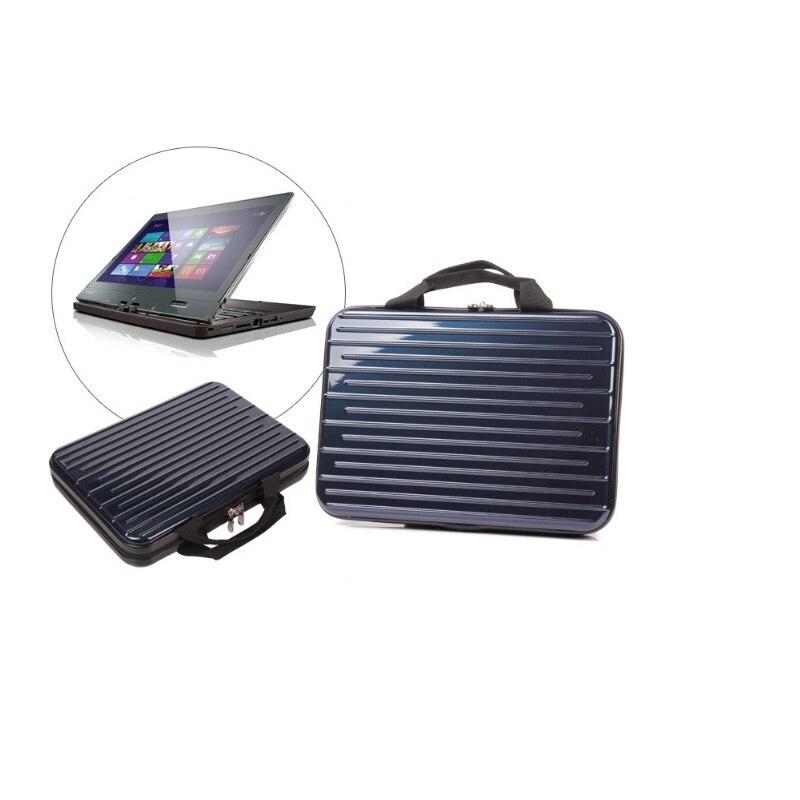 NEW quality Woman men waterproof briefcases laptop PC bag documen travel business bag laptop sleeve protector case handbag