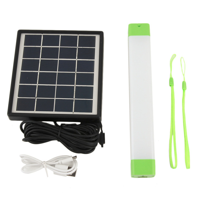 nieuwe solar outdoor waterdichte led verlichting multifunctionele zonne energie draagbare buiten camping lamp met panel