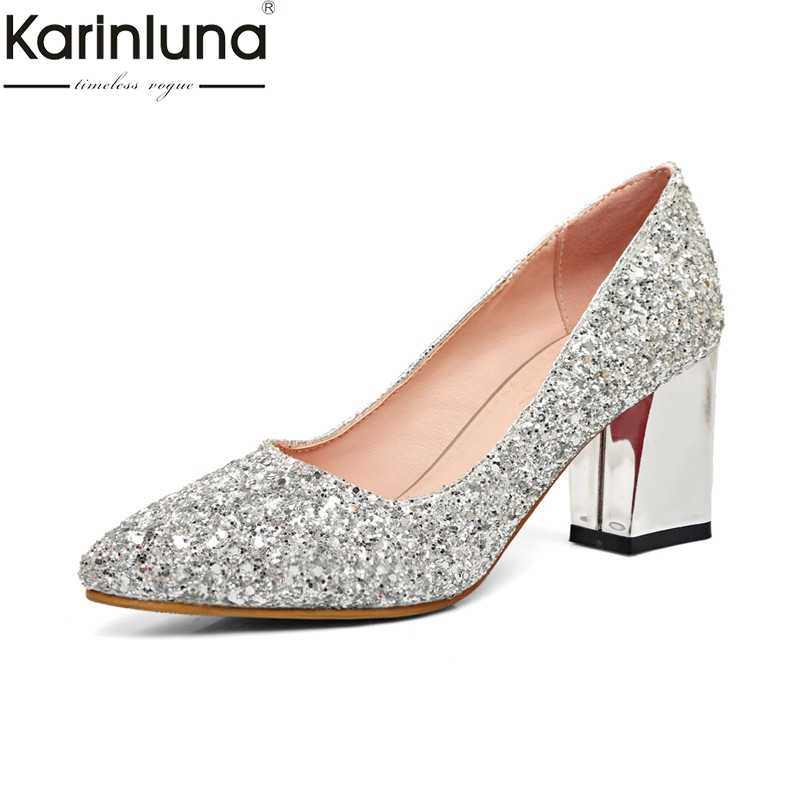 Karinluna/Новое поступление Прямая поставка большие размеры 32 43 свадебные женские