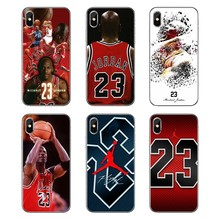 252cfff3286 For Samsung Galaxy A5 A6 A7 A8 A9 J4 J5 J7 J8 2017 2018 Plus Prime Phone  Skin Case Super Star Michael Jordan Basketball Star MVP