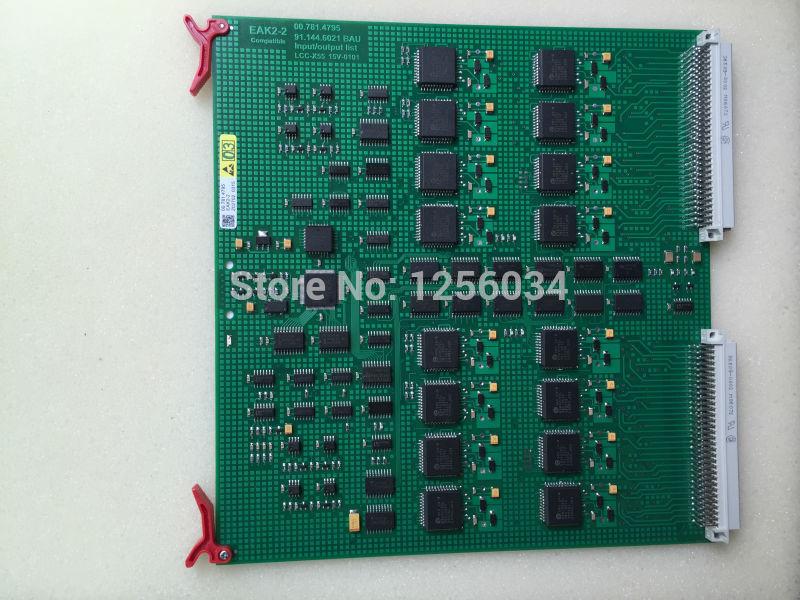 1 pc spare part electronic circuit EAK 91.144.6011 for HEIDELBERG MOZP machine
