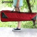 600D Trombone Gig Bag Water-resistant Oxford Cloth Backpack Adjustable Shoulder Straps Cotton Padded for Alto/Tenor Trombone