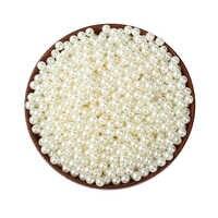 2000 pçs arroz redondo pérola grânulos vários tamanhos para jóias marcação solta espaçador grânulos pulseira colar charme jóias encontrando