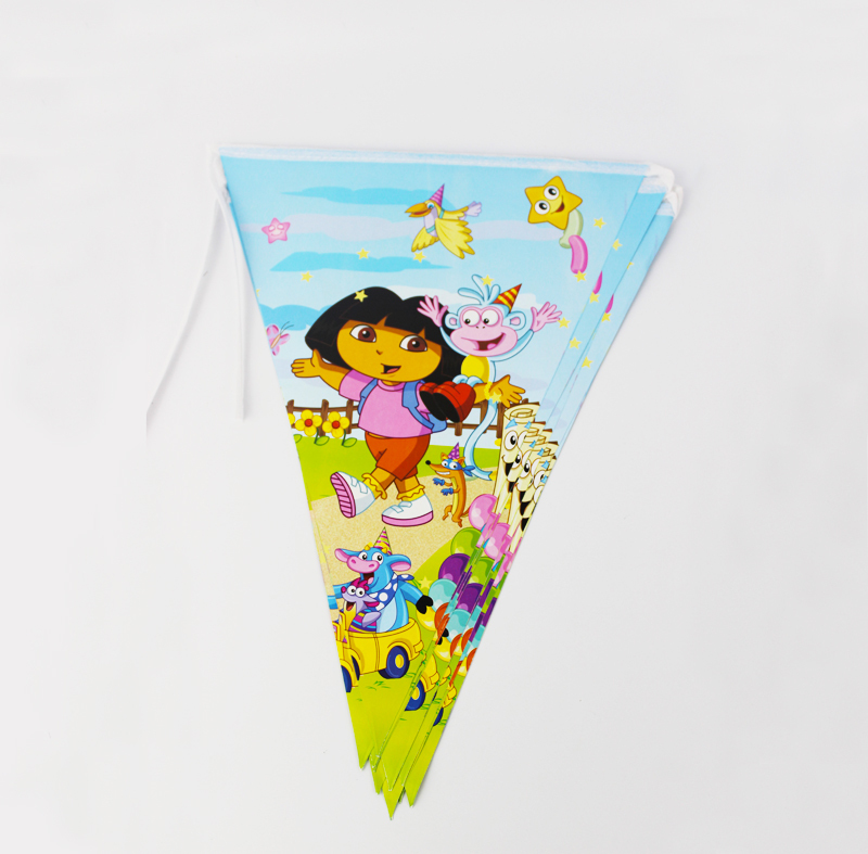 Buy dora birthday banner and get free shipping on AliExpresscom