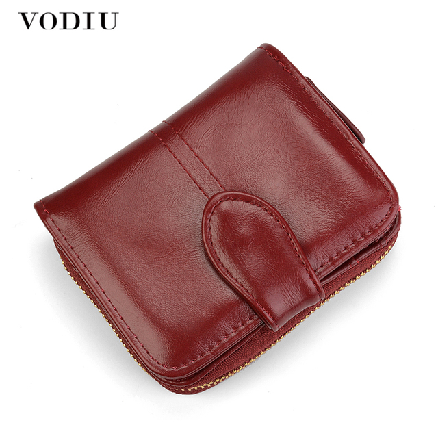 adc73b7aeee5 US $7.24 35% OFF|Wallet Women Leather Purse Female Vintage Clutch Slim For  Ladies Zipper Short Wallets Female Bag Coin Purse Small Wallet Women-in ...