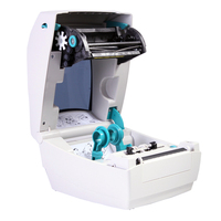 Fast Delivery Zebra GK888T 108mm Thermal Transfer Sticker Printer Machine To Print Clothing Tag Shipping Mark