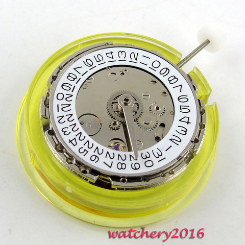 Relógio dos Homens Nova Data Mingzhu Movimento Mecânico Automático Gmt 3804