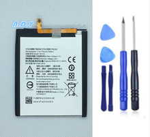 Original  HE316 3000mAh Battery For Nokia 6 Nokia6 N6 TA-1000 TA-1003 TA-1021 TA-1025 TA-1033 TA-1039 + Free Tools