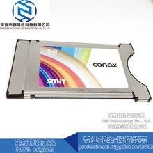 Модуль SMIT Conax CAM CI предназначен для работы с передачами, зашифрованными в Conax