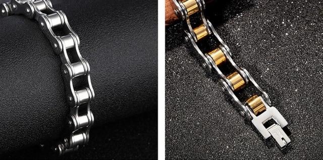 Высокое качество ювелирные изделия золотой черный велосипед