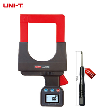 Big discount DHL Free Shipping UNI-T UT257A High Precision Superlarge Caliber AC Leakage Clamp Meter