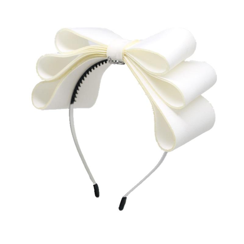 2020 NEW Summer Large 3 Layer Bows Girls Fashion Hairband Girls Headband Hair Accessories