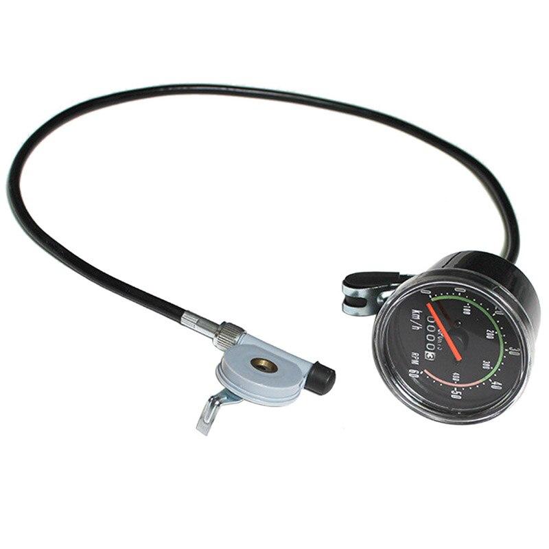 Hot sale Waterproof bicycle speedometer bike Computer Classical Mechanical Bike Cycling Odometer Stopwatch Drop shipping