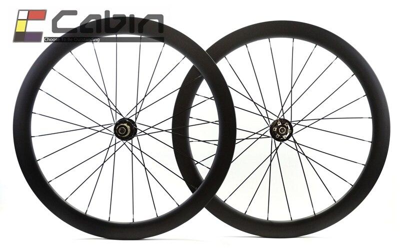 700C DISC 50 clincher/tubular cyclocross road bike disc brake carbon wheel, 50mm depth wheels, Custom stickers цена