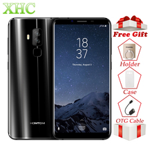 LTE 4G HOMTOM S8 5 7 Smartphone RAM 4GB ROM 64GB 13MP 16MP Android 7 0