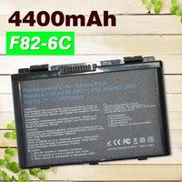 5200mAh Laptop Battery For Asus A32 F52 A32 F82 A32 F82 K40 K40in K50 K50in K50ij