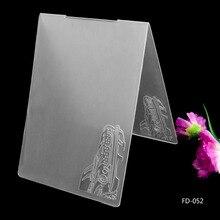 2017 New Arrival Scrapbook Car Design DIY Paper Cutting Dies Scrapbooking Plastic Embossing Folder