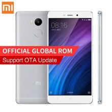 "Original Xiaomi Redmi 4 Pro Primer Smartphone Snapdragon 625 FHD 3 GB RAM 32 GB ROM 4100 mAh MIUI 5.0 ""13.0MP Redmi4 Xiomi Teléfono Móvil"