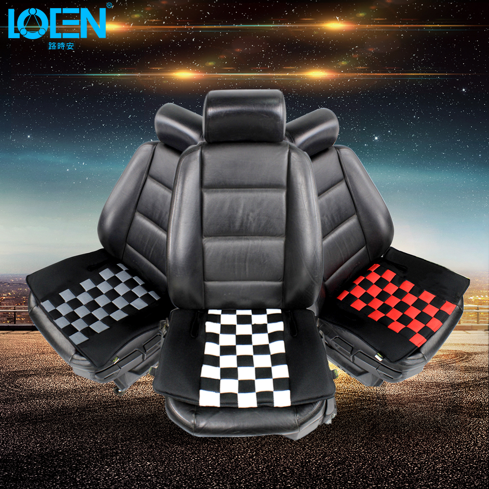 LOEN 45CM*54CM memory foam Car Seat Cover cushion car-styling chair office for peugeot lada polo toyota ford hyundai all