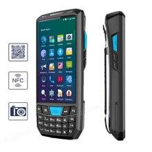 Сборщик данных Android дюймов портативный 4G 4,5 Wi Fi bluetooth КПК беспроводной Pos termina 1D/2D сканер штрих кода