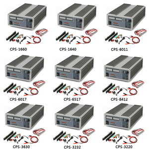 Image 1 - High Power MCU PFC Compact Digital Verstelbare DC Voeding Laboratorium Telefoon Schakelende Voeding 60 V 17A 30 V 10A 5A 65 V 32 V