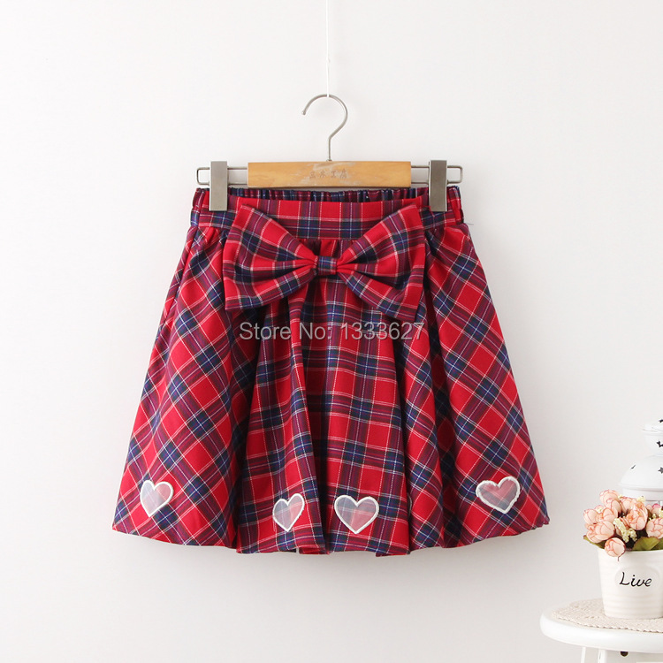 Cute Plaid Skirts Promotion-Shop for Promotional Cute Plaid Skirts ...