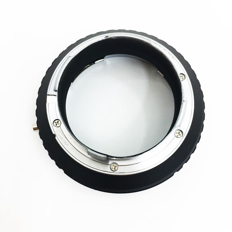 Image 5 - NEWYI CY LM adapter for Contax CY Lens to Leica M9 M8 with TECHART LM EA7 camera Lens Converter Adapter Ring-in Lens Adapter from Consumer Electronics