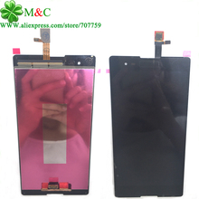 Original T2 LCD Touch Panel For Sony Xperia T2 Ultra D5303 D5306 XM50h LCD Display Touch Screen Digitizer Assembly White Black