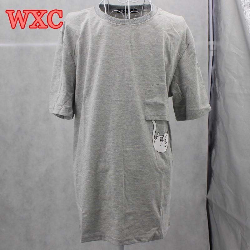 Overturn Pocket Cat T shirt