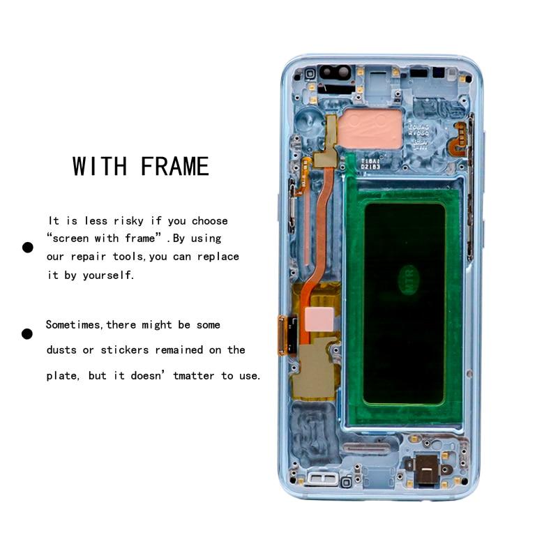 Super-AMOLED-For-Samsung-Galaxy-S8-S8-plus-G955f-G950F-G950U-G950FD-Burn-in-Shadow-Lcd (1)