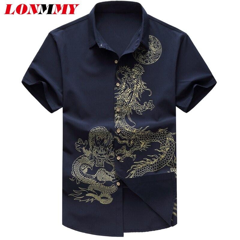 Men's Fashion Floral Shirt