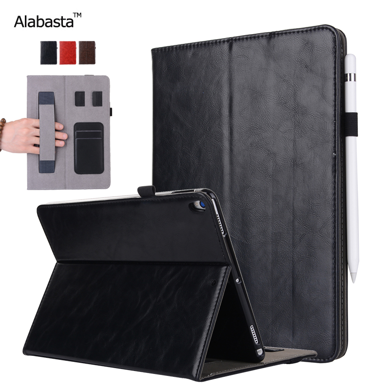 Alabasta For iPad mini 4 Smart Case Luxury Learher +Silicone Protection Flip Stand Cover Card Bag Credit Card Holder With stylus etya bank credit card holder card cover