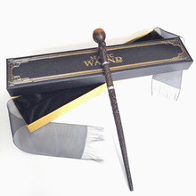 Free Shipping Hot HP  Alastor Moody Magical Wand Cosplay Train Ticket