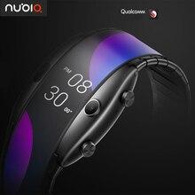 Instock orijinal ZTE Nubia alfa Nubia α bir kol saati cep telefonu Snapdragon cep telefonu bandı kavisli yüzey ekran