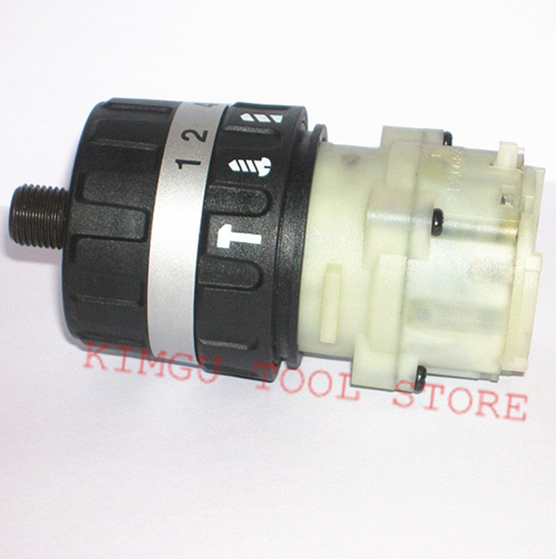 Reducer Box  Gearbox 125484-2 Gear Case Assembly For  MAKITA 125484-2 8281D 8271D 8281DZ Genuine Parts