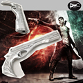 Athemis  DmC:Devil May Cry Cosplay Prop silver gun weapon high quality resin cosplay accessories