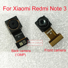 TOP Quality Note3 Back Rear or Front Camera Module Flex Cable For Xiaomi Redmi Note 3 / Pro Phone Replacement parts