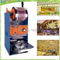 Seladora elétrica automática de bolhas  selador de copo de chá  bolha elétrica  seladora de copo de plástico