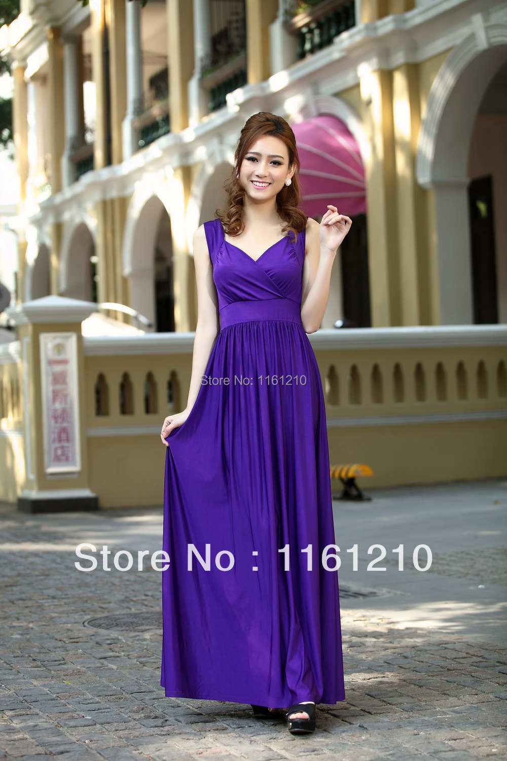 Purple Formal DressesParty Ball Gowns Bridesmaids Plus sizes ...