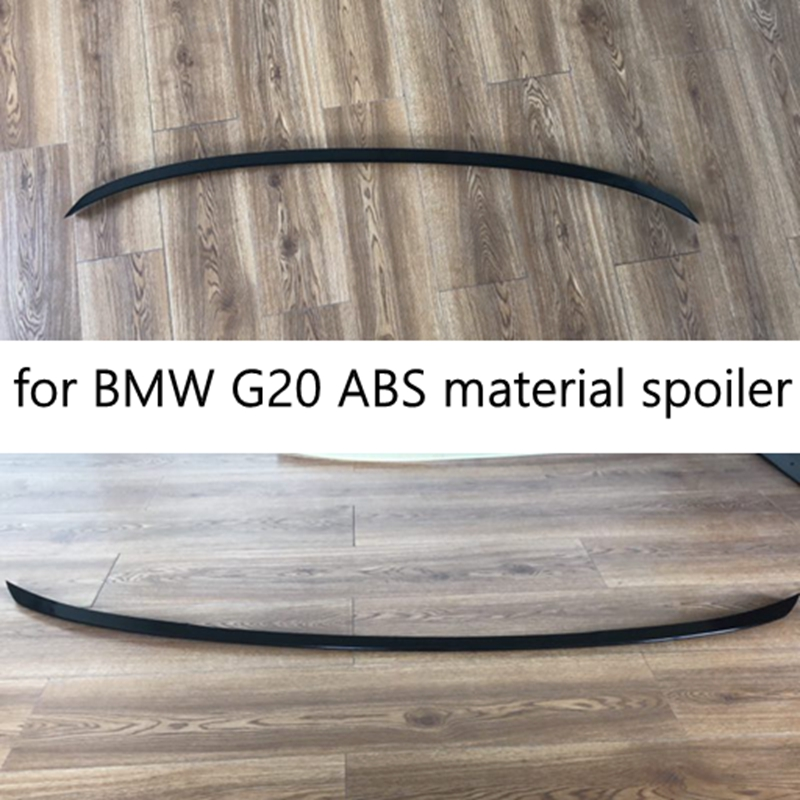 for BMW G20 high quality ABS color rear spoiler car spoiler rear luggage wing 2019+|Spoilers & Wings| |  - title=