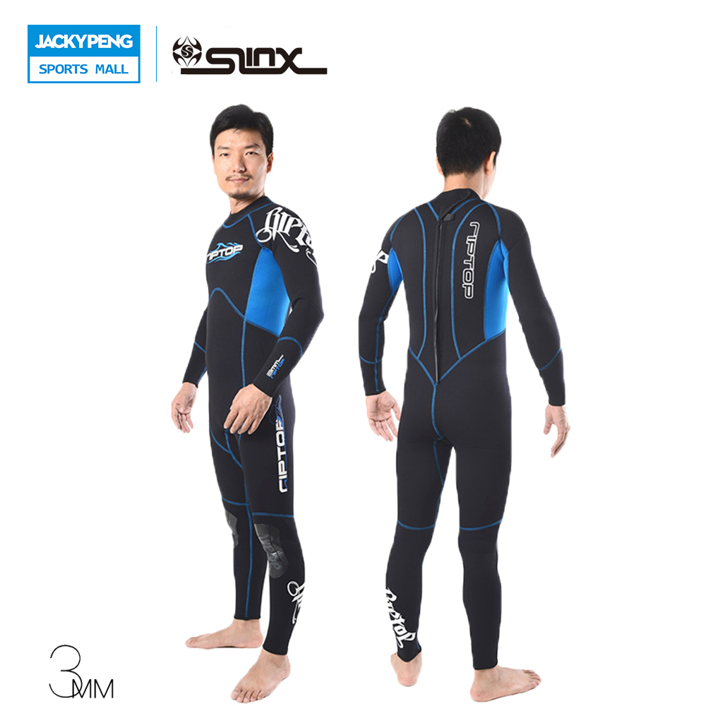 SLINX 3mm Unisex Scuba Diving Swimming Surfing Water Snorkeling Fishing Swimwear Neoprene Wetsuit Diving Equipment environmentally friendly pvc inflatable shell water floating row of a variety of swimming pearl shell swimming ring