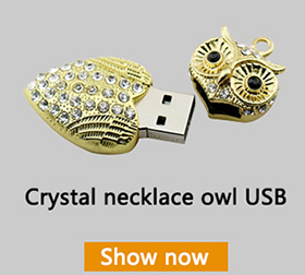 Civetman® Cartoon Animal Duckbill USB Flash Memory Stick Perry
