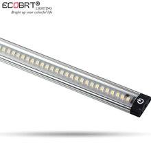 [Presale]2pcs/lot 300mm long 9.5-30V DC 3W LED Linear Cabinet Strip Lights 3528 chip Touch On / Off  Sensor Cabinet Lighting 2pcs lot nuvoton nct5535d monitoring chip