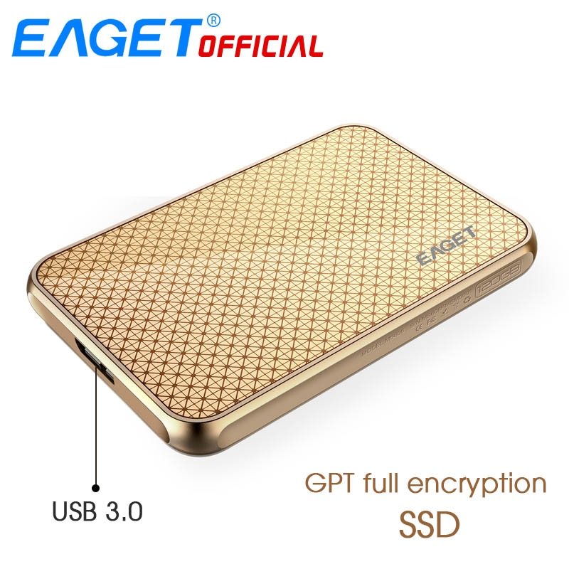 EAGET SSD 120GB External SSD Solid State Drive Hard Disk USB 3.0 High Speed HD Mobile HDD 240G Desktop for MAC OS Laptop PC high quality adata ssd 240gb sp580 solid state drive solid hard disk hd hard drive disk sata3 hdd ssd disk for laptop desktop