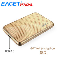 EAGET SSD 240GB HD External SSD Disk 120GB External Solid State Drive USB 3 0 High